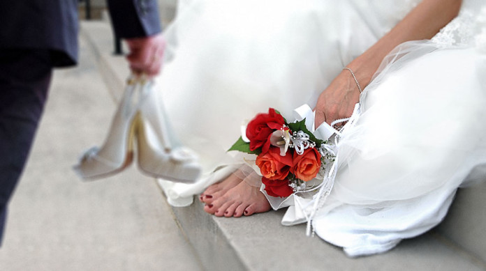 7 Reasons why brides love dance shoes